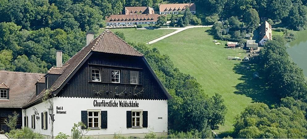 Waldschänke Moritzburg - Neue Speisekarte ab 11.11.2016