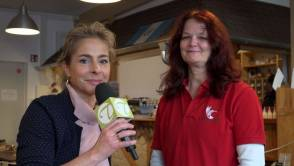 Christiane Weigel mit Ines Richter im Interview